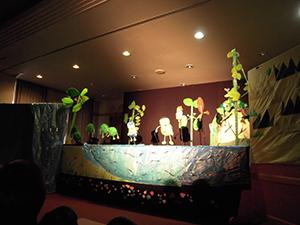 人形劇サークル 観劇写真2