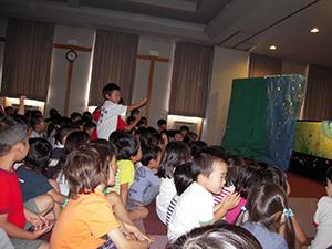 人形劇サークル 観劇写真7