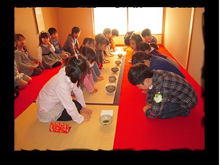 お茶会(年中さんご招待)