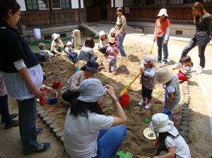 砂場で遊ぼう001
