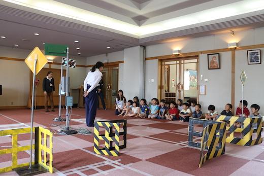 交通安全教室