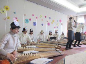 筝曲サークル発表会
